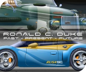 Ronald C. Duke - February 2009 Xara Xone Featured Artist
