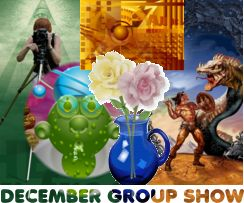 Xara Xone December Group Show