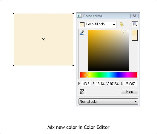 Color Hexa D24600 Page 4: THE WORKBOOK PAGE 1