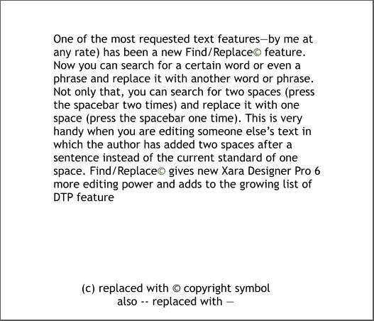 The Xara Xone Workbook 84 Xara Designer Pro 6 In Depth