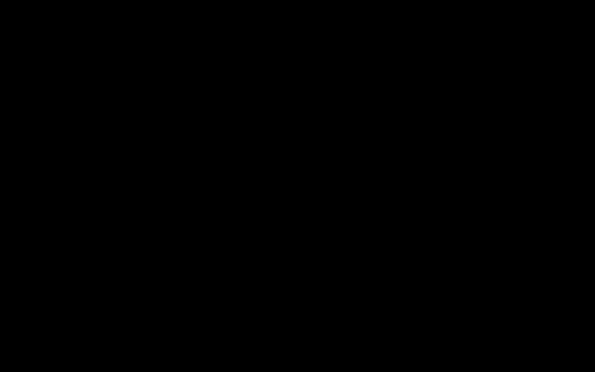 White Square Black Outline